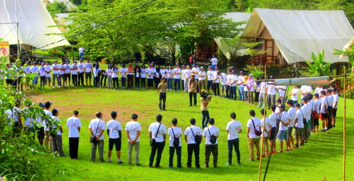Paket Team Building Malang Batu